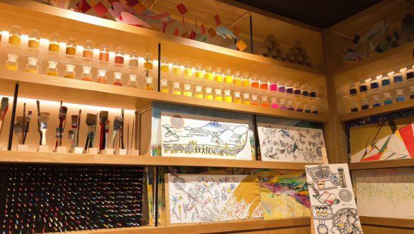 箱根旅行に行ってきました♪アトリエ旅館で改めて感じたこと!
