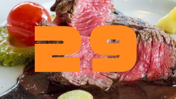 今日は肉(29)の日🍖🍗🥩✨✨