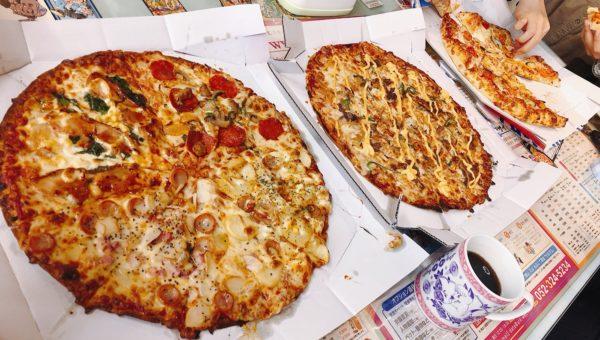 レペゼン名古屋のデザイン会社…本日はピザパです♪