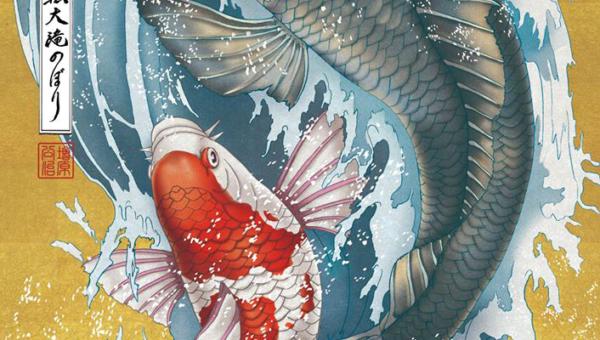 【名古屋市鶴舞のアークデザイン】世界中から熱視線!得意の和風デザインも多数ご依頼いただいています!【其の1・書文字】